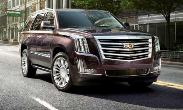 2016 Cadillac Escalade ESV, Price, Specs