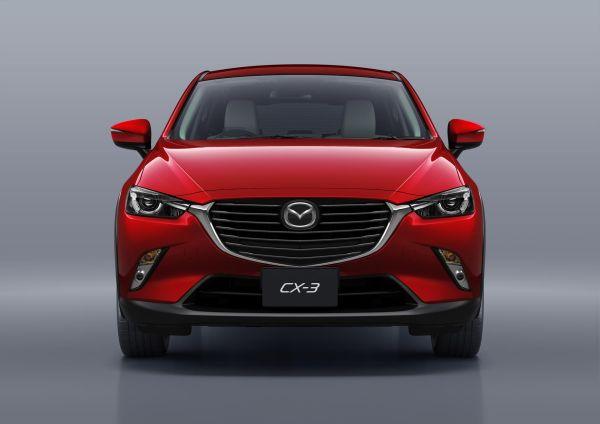 2016 Mazda CX-3 SUV Crossovers Dimensions