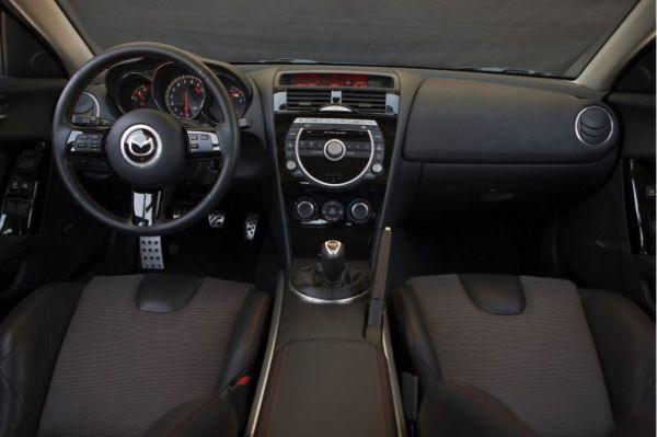 Mazda RX-7 2016 - Interior