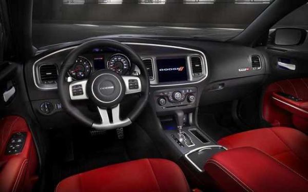2017 Dodge Charger - Interior