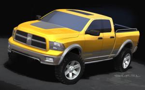 2017 Dodge Ram Pickup Truck HP, Review