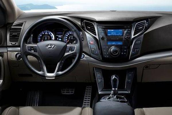 2017 Hyundai Tucson - Interior