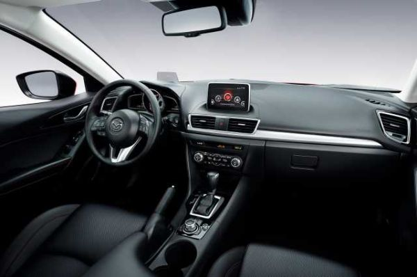 Mazda 3 2017 - Interior
