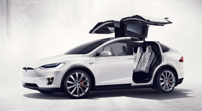 2017 Tesla Model X SUV: Photos, Price, Specs