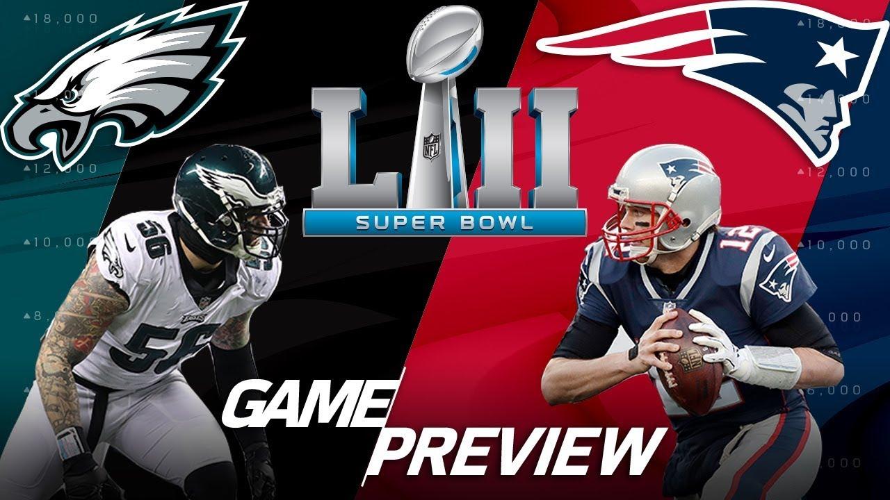 2018 Super Bowl: Philadelphia Eagles vs. New England Patriots Recap