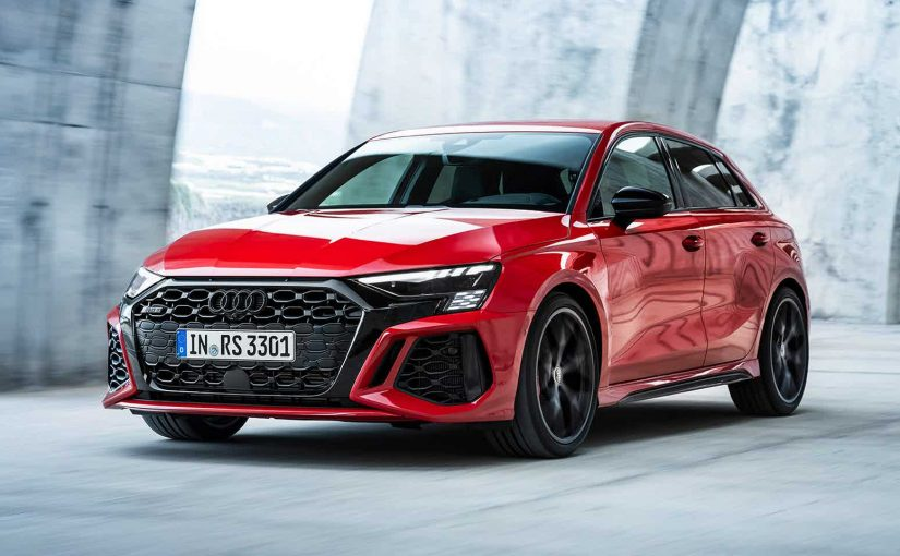 2022 Audi RS3 Specs, Price, Review