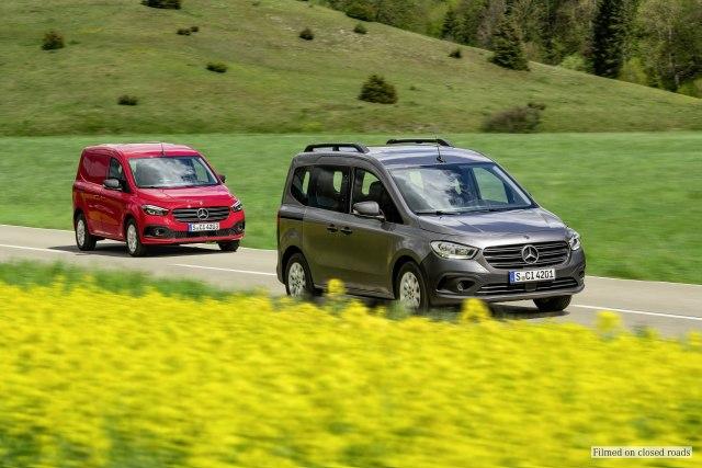 2022 Mercedes-Benz Citan Van