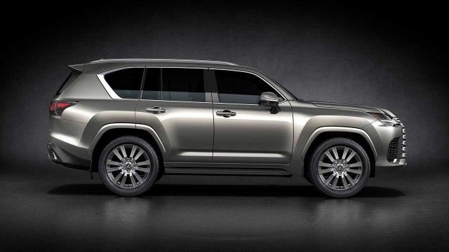 2022 Lexus LX 600 SUV Price, Specs, Interior