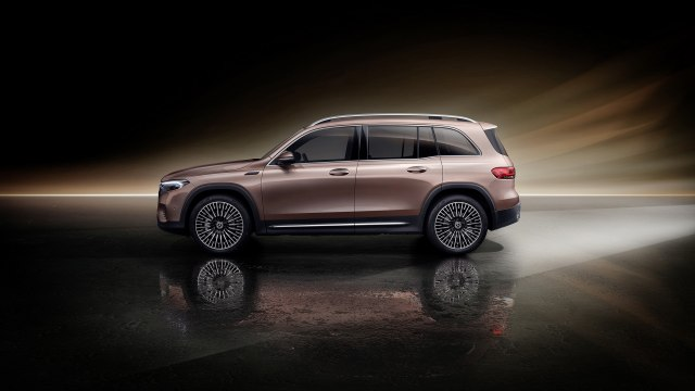 2022 Mercedes-Benz EQB Electric SUV Release Date, Battery, Range