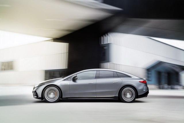 2023 Mercedes-AMG EQS 53 Electric Sedan Price, Specs,