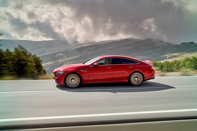 New 2023 Mercedes-AMG GT 63 S E Performance Hybrid Specs, Price