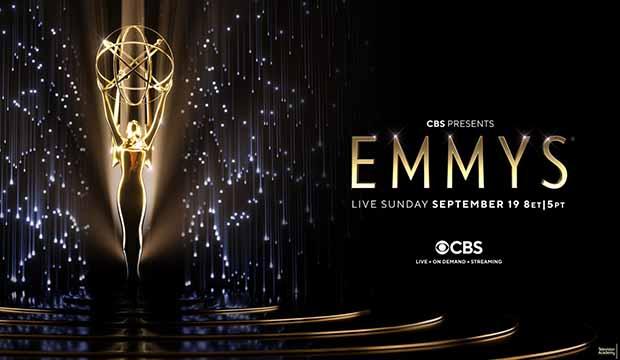 73rd Primetime Emmy Awards-emmys 2021 Logo