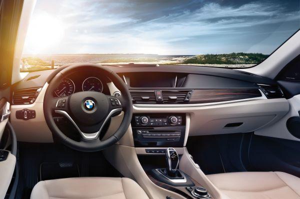 BMW X1 2015 - Interior