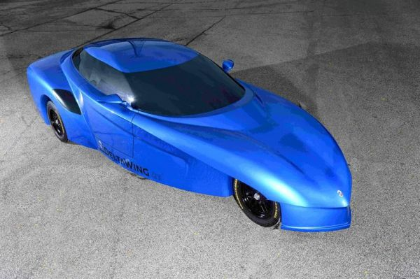 DeltaWing GT Road Car Concept, Review