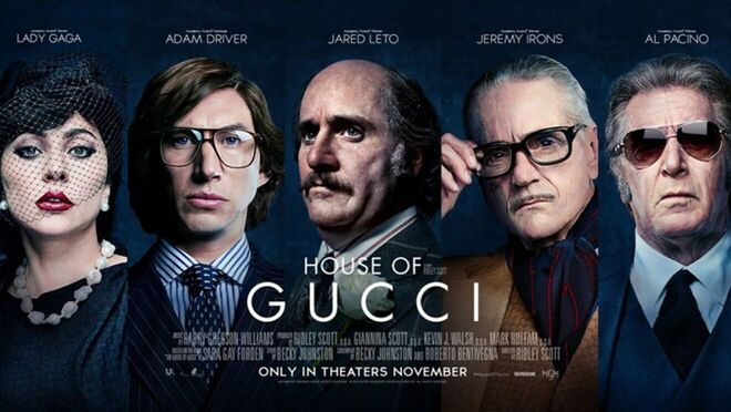HOUSE OF GUCCI Release Date, Cast, Jared Leto