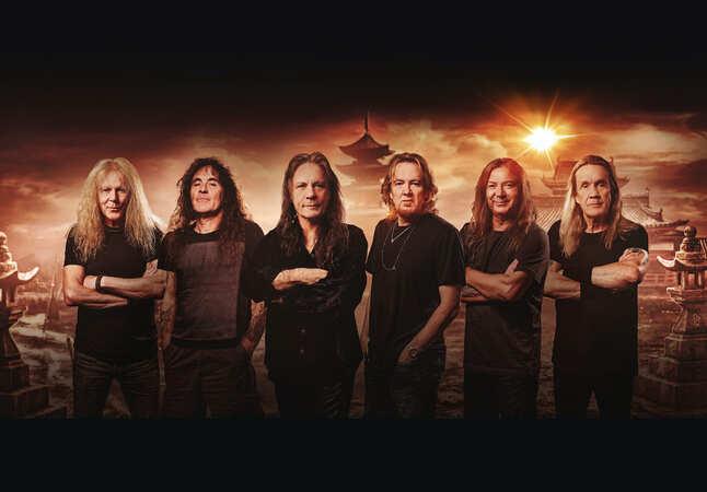 Iron Maiden Metal Band members