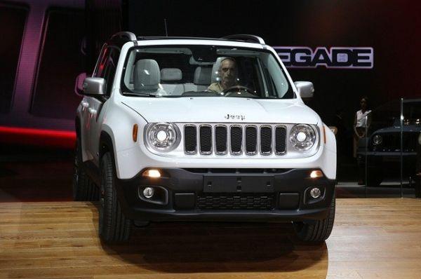2017 Jeep Renegade, engine, mpg, performance
