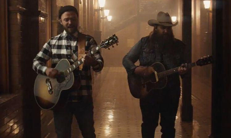 Justin Timberlake Say Something Chris Stapleton