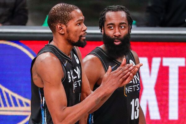 How much can Durant and Harden do for Brooklyn Nets?