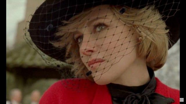 Spencer Trailer Kristen Stewart as  Princess Diana