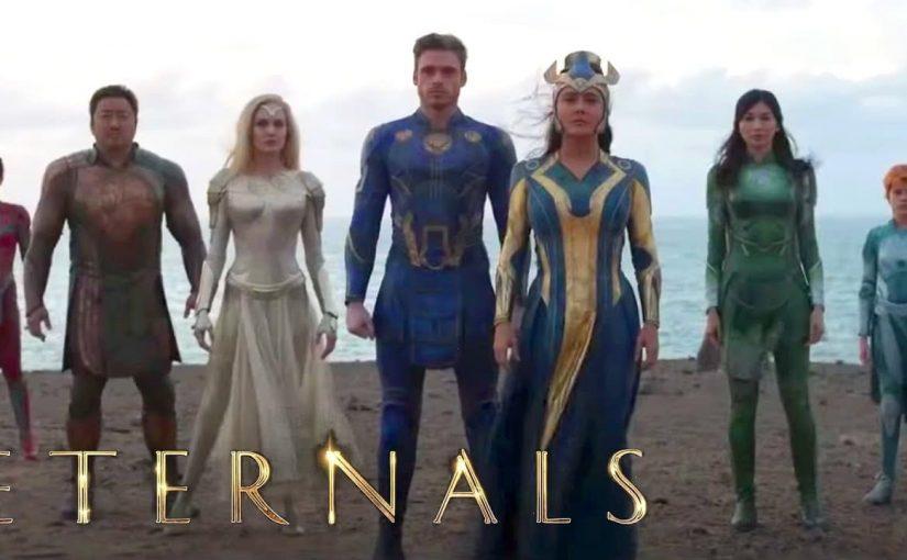 Marvel Studios' Eternals Cast, Characters, Trailer