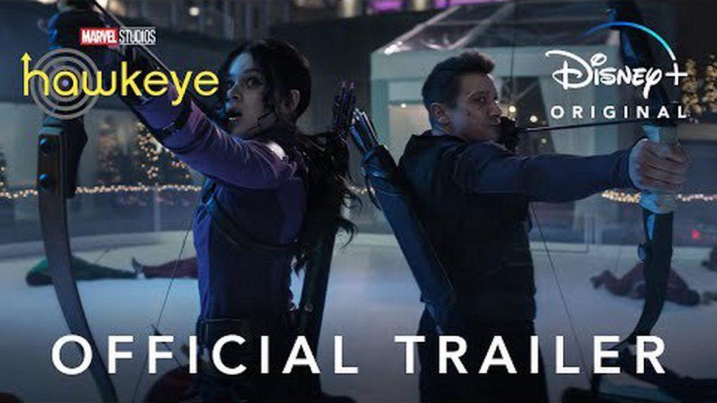 Marvel Studios' Hawkeye-trailer-Disney