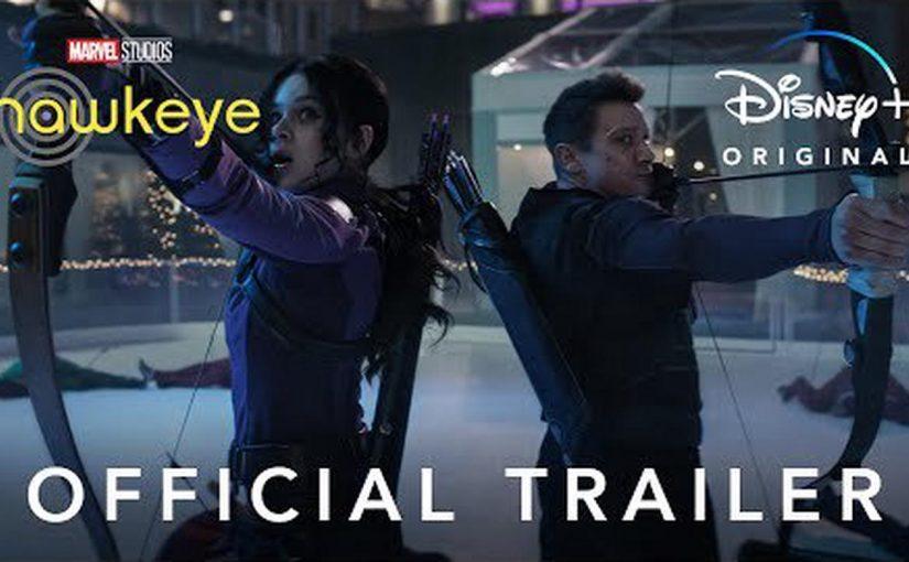 "Marvel Studios' ""Hawkeye"" Disney Release Date"