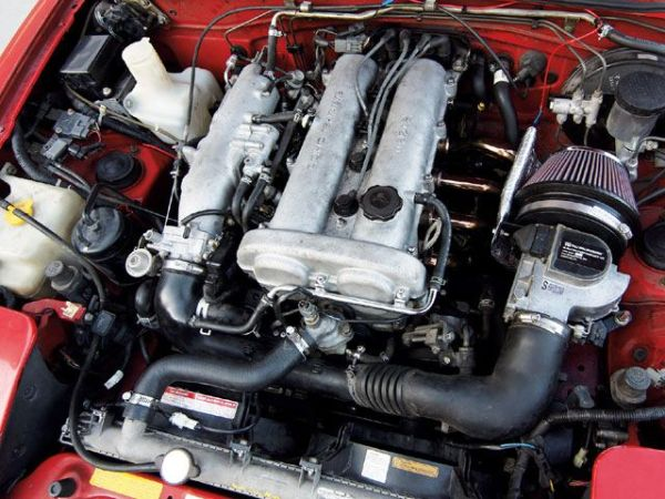 Mazda Miata MX-5 2015 - Engine