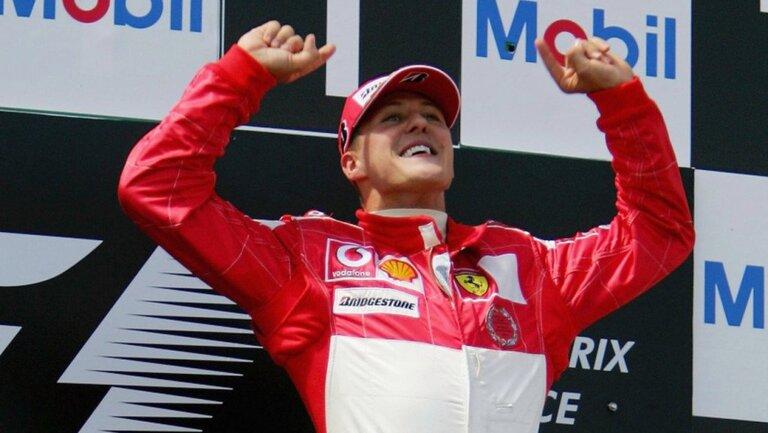 Michael Schumacher Documentary on Netflix