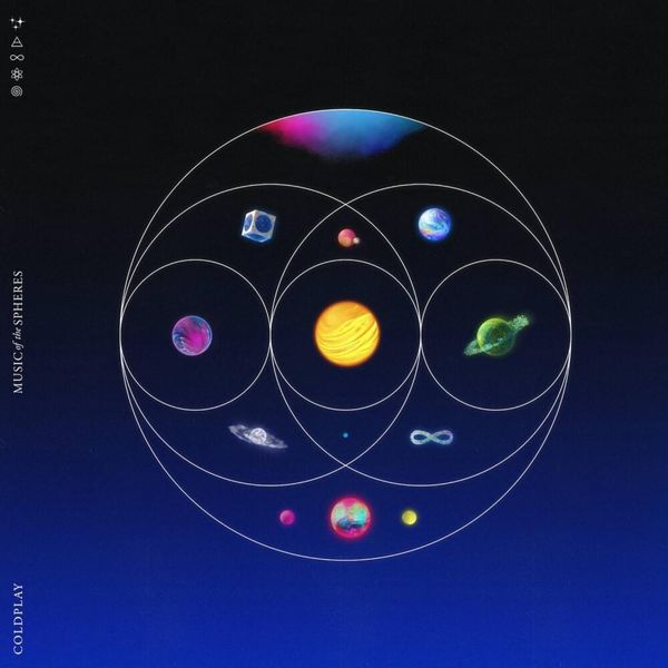 Music of the Spheres Coldplay Album Cover
