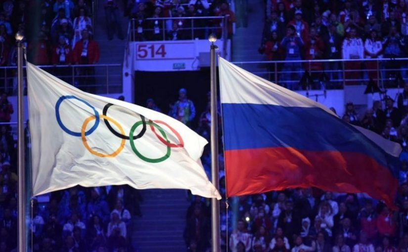 Why Russia can't compete in the Olympic Games