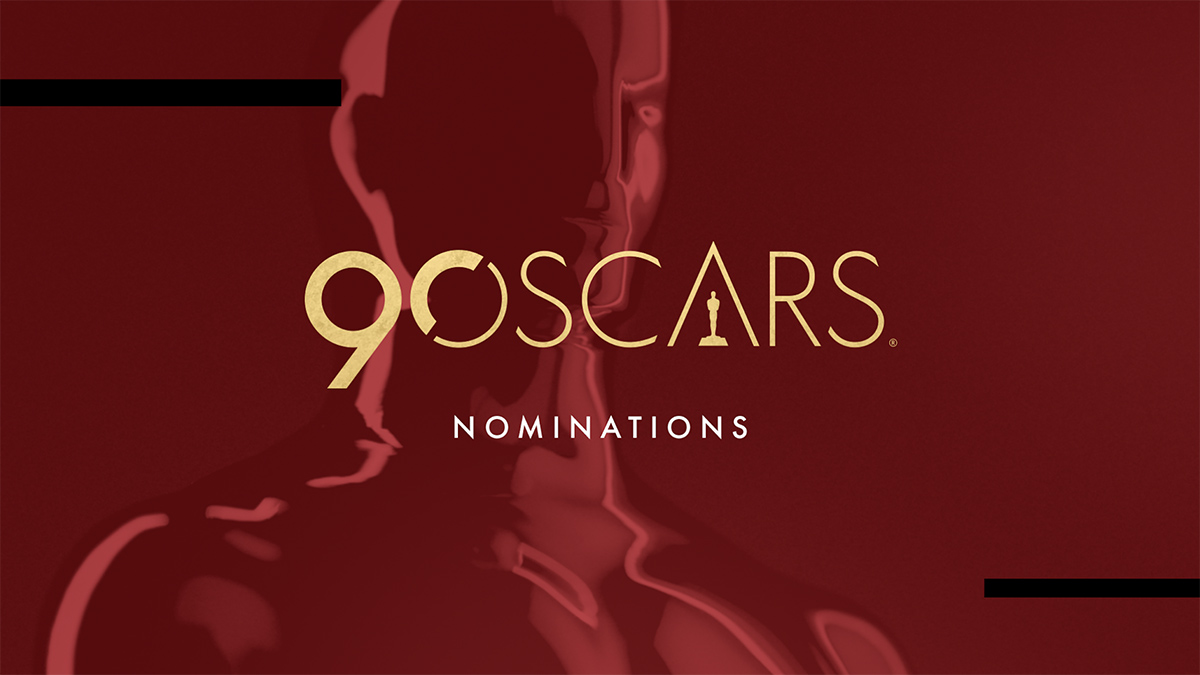 90th academy awards   Nominations Announcement