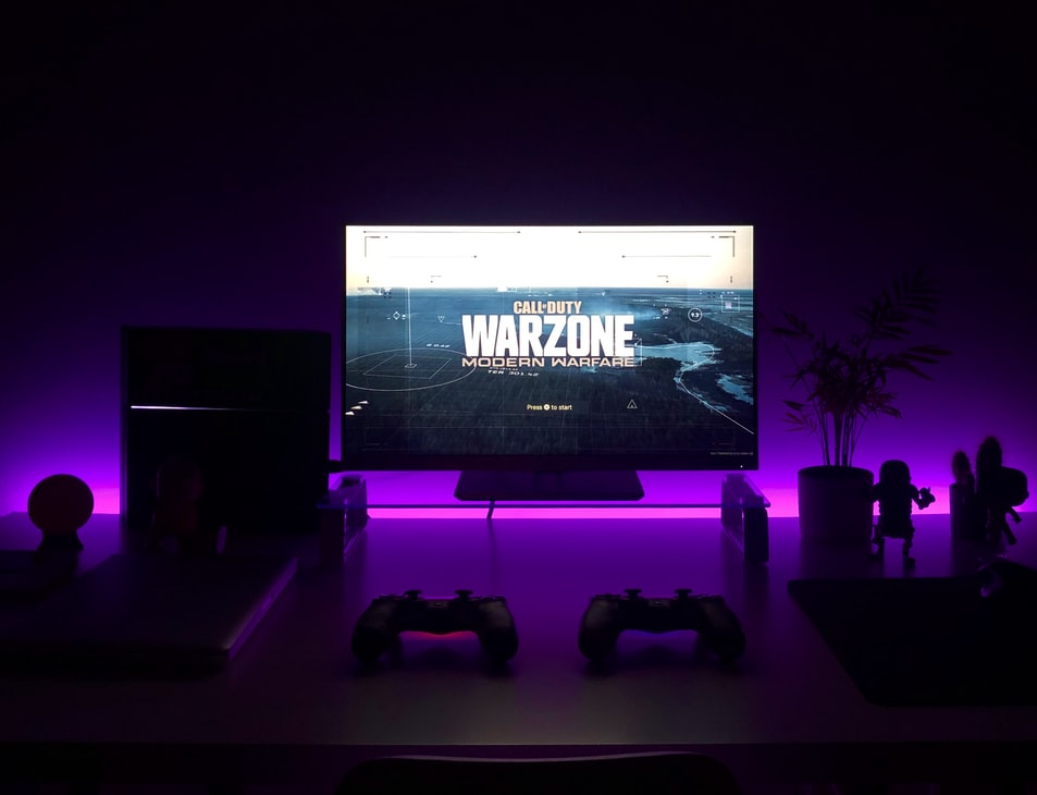 PlayStation 5 Game Call of Duty: Warzone