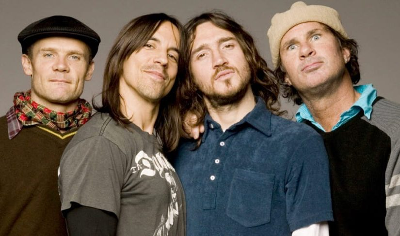 Red Hot Chili Peppers new album is in the works Release Date