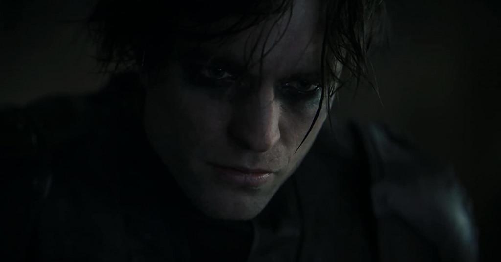 Robert Pattinson as Bruce Wayne The batman movie 2022