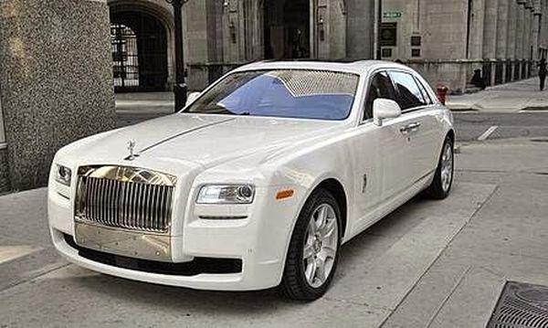 2015 Rolls Royce Phantom, Price