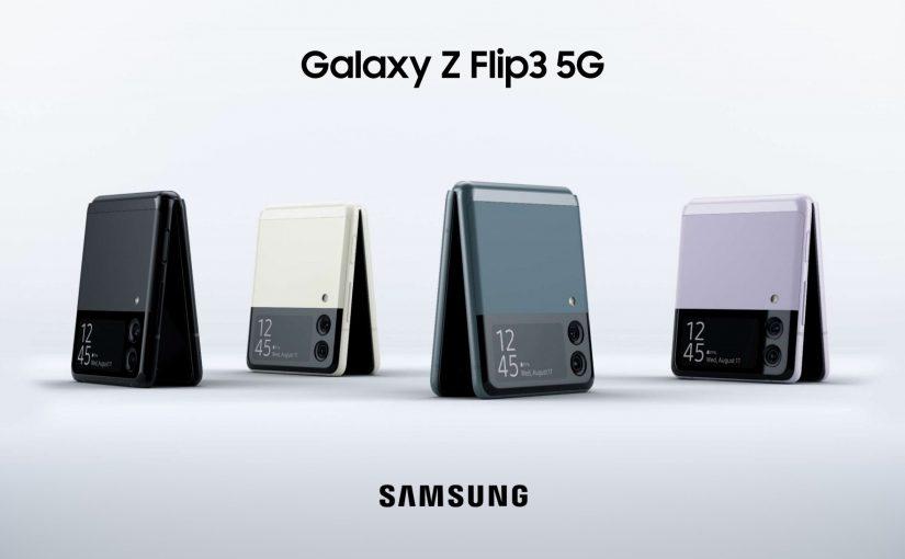 Samsung Galaxy Z Flip3 Price, Colors, Specs, Release Date