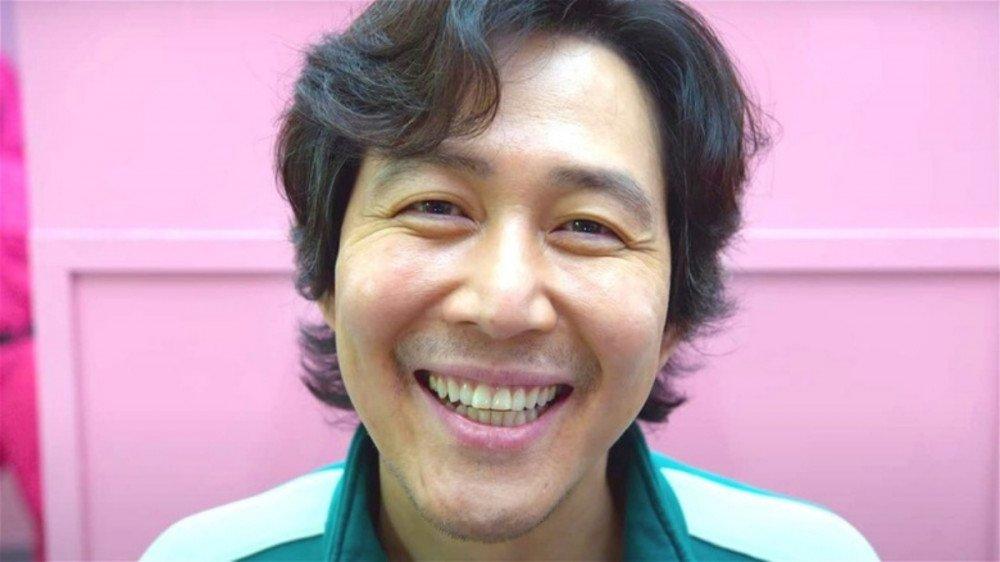 Netflix Squid Game _Lee Jung-jae as Seong Gi-hun
