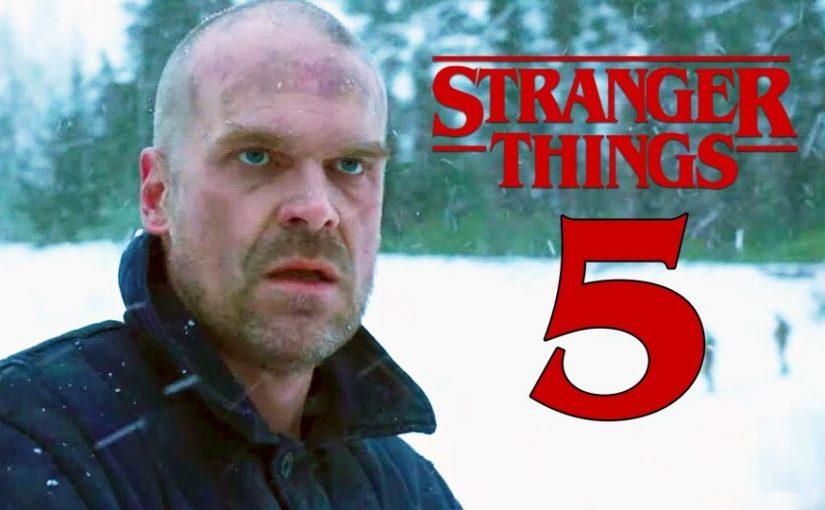 Stranger Things Season 5 Release Date?