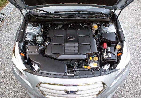 Subaru Legacy 2016 - Engine