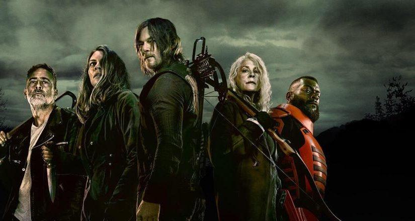 The Walking Dead Season 11 Cast, New Characters
