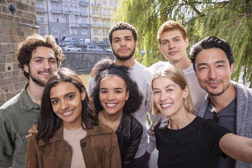 The Wheel Of Time TV Series Cast actors