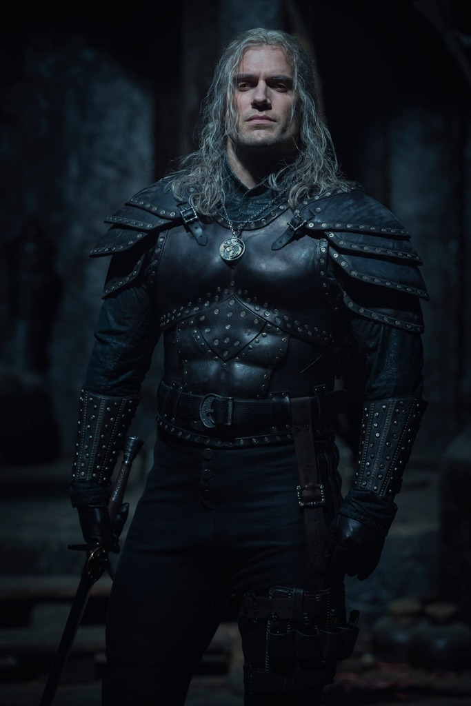 The Witcher Season 2 Geralt of Rivia.