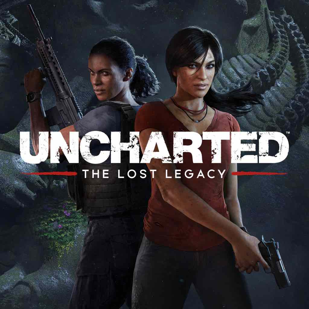 Sony Uncharted: The Lost Legacy games