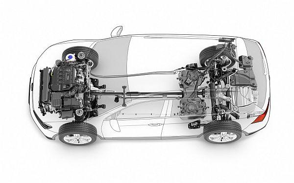 2017 Volkswagen Tiguan - Engine