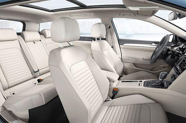 2017 Volkswagen Tiguan - Interior