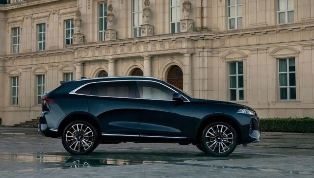 2022 Wey Coffee 01 SUV Price, Specs, Release Date