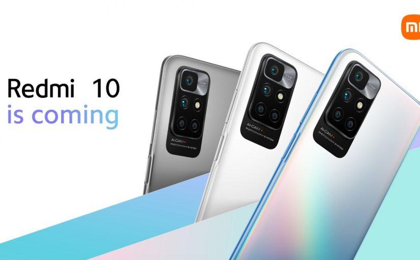 Image Source: Xiaomi 3 colors Sea Blue, Pebble White, Carbon Gray