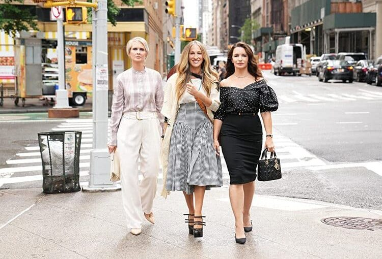 Sex And The City Spin-Off, 'And Just Like That…' Cast