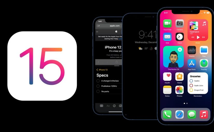Apple iOS 15 Update Compatible Devices, Release Date